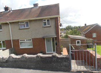 Thumbnail 3 bed end terrace house for sale in Nantygro, Llangennech