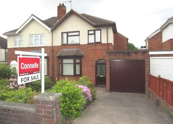 Thumbnail 3 bed semi-detached house for sale in Bhylls Crescent, Merry Hill, Wolverhampton