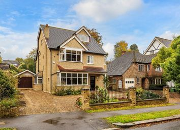 Thumbnail 6 bed detached house for sale in Woodcote Avenue, Wallington