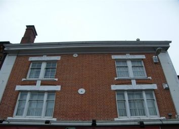 Thumbnail 1 bed flat to rent in Market Place, Hinckley
