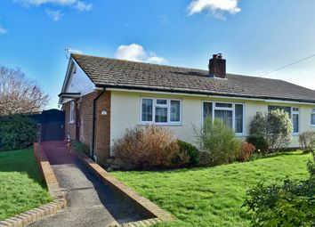 Thumbnail 2 bed semi-detached bungalow for sale in William Road, Lymington