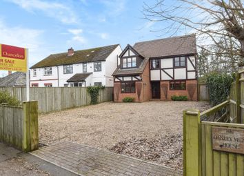 Thumbnail 5 bed cottage for sale in Oakley Green, Windsor