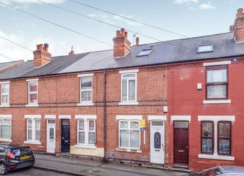 4 bed terraced house for sale in Wordsworth Road, Nottingham, Nottinghamshire, . NG7