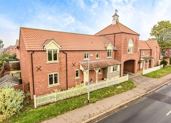 Thumbnail 5 bed link-detached house for sale in Bridge Farm, Pollington, Goole