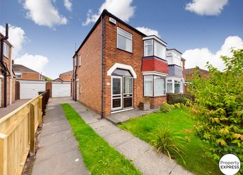 Thumbnail 3 bed semi-detached house for sale in Craigearn Road, Middlesbrough, North Yorkshire