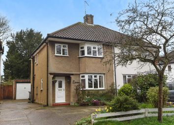 Thumbnail 3 bed semi-detached house for sale in Bushey, Hertfordshire