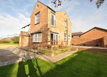 Thumbnail 6 bed detached house for sale in Moss Side Villa, Cartmell Lane, Lytham, Lancashire