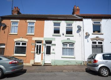 Thumbnail 2 bed terraced house to rent in Stanley Street, Northampton