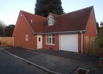 Thumbnail 4 bed bungalow for sale in Foxcote Close, Blacon, Chester, Cheshire