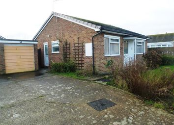 Thumbnail 2 bed detached bungalow for sale in Linnet Close, Eastbourne