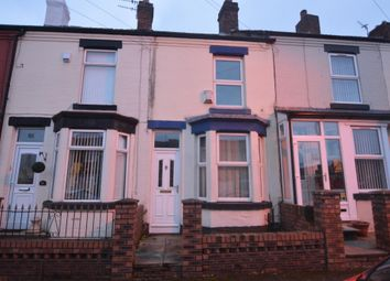 Thumbnail 3 bed terraced house to rent in Hillside Road, Tranmere, Birkenhead