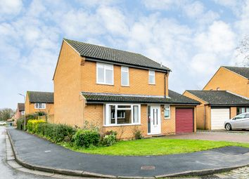 Thumbnail 4 bed detached house for sale in Medina Gardens, Bicester