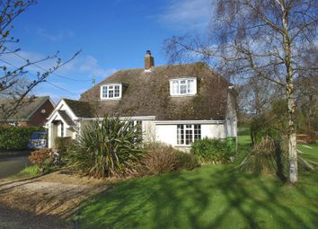 Thumbnail 3 bed detached house to rent in Norley Wood, Lymington, Hampshire