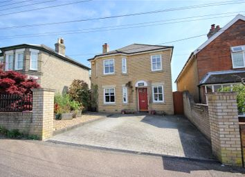 Thumbnail 4 bed detached house to rent in Clarence Road, Sudbury, Suffolk