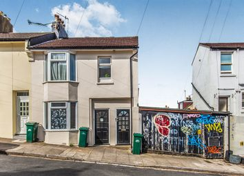 Thumbnail 1 bed flat for sale in Lynton Street, Brighton