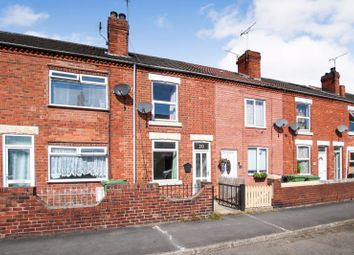 Thumbnail 2 bed terraced house to rent in Quarry Road, Somercotes, Alfreton