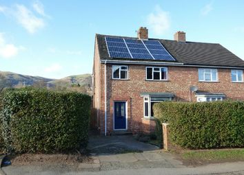 Thumbnail 3 bed semi-detached house for sale in Pound Bank Road, Malvern