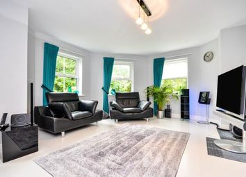 Thumbnail 2 bed flat for sale in Brook View Court, Brook Lane, Alderley Edge, Cheshire