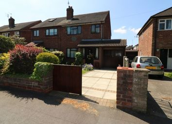 Thumbnail 3 bed semi-detached house for sale in Woodland Road, Whitby, Ellesmere Port