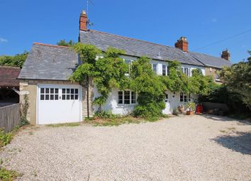 Thumbnail 4 bed semi-detached house for sale in Rack End, Standlake, Witney