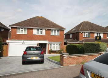 Thumbnail 5 bedroom detached house to rent in Nicholas Road, Elstree, Borehamwood