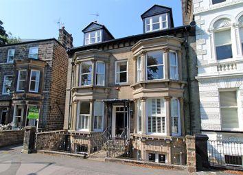 Thumbnail 4 bed flat for sale in Park Parade, Harrogate