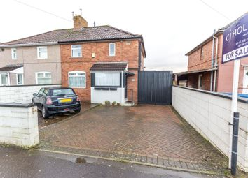 Thumbnail 3 bed semi-detached house for sale in Pen Park Road, Bristol