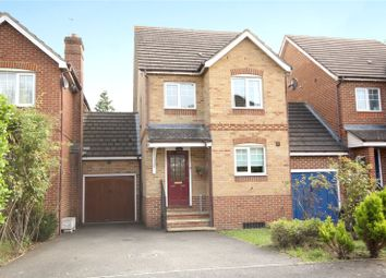 Thumbnail 3 bed link-detached house for sale in Twynersh Avenue, Chertsey, Surrey
