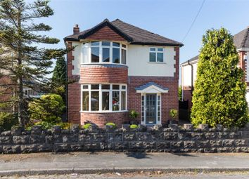Thumbnail 3 bed detached house for sale in Milgreen Avenue, Sneyd Green, Stoke-On-Trent