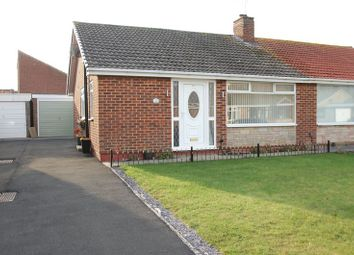 Thumbnail 2 bed semi-detached bungalow to rent in Sinnington Road, Thornaby, Stockton-On-Tees