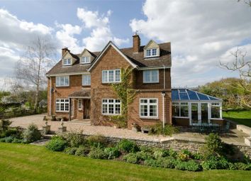 Thumbnail 5 bed detached house for sale in South Leigh, Witney, Oxfordshire