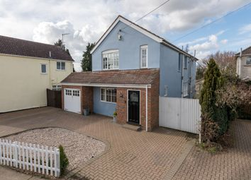 Thumbnail 4 bed detached house for sale in Church Road, Kelvedon, Colchester