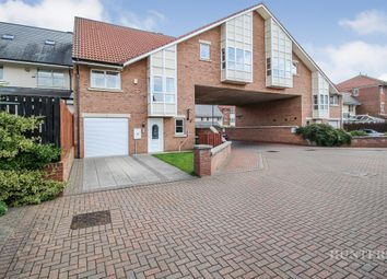 Thumbnail 4 bed semi-detached house for sale in Normanby Court, Roker Marina, Sunderland
