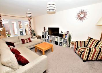 Thumbnail 4 bed detached house for sale in Ashfield Court, Wrexham