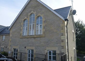 Thumbnail 3 bedroom flat for sale in Apartment 3 School Court, New Road, Holymoorside Chesterfield, Derbyshire