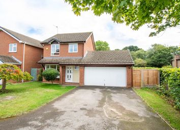 3 bed detached house for sale in Merlin Way, Farnborough GU14