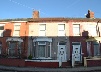 Thumbnail 4 bedroom terraced house to rent in Crawford Avenue, Allerton, Liverpool City Centre