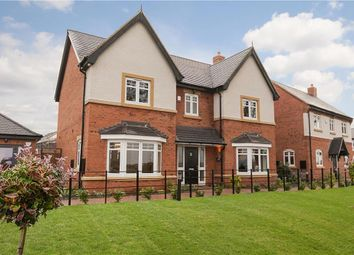 "Thumbnail 4 bed detached house for sale in ""Aston"" at Alfrey Close, Southbourne, Emsworth"