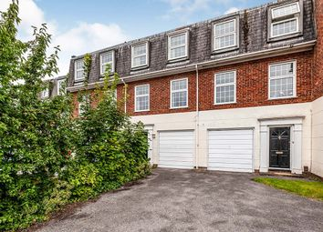 Thumbnail 4 bed terraced house for sale in Victoria Street, Englefield Green, Egham