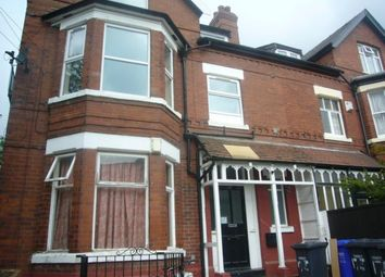 Thumbnail 2 bed flat to rent in Egerton Road North, Chorlton