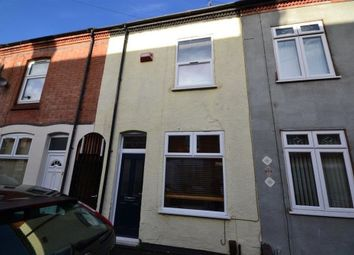 Thumbnail 4 bed terraced house to rent in Clifton Road, Aylestone, Leicester