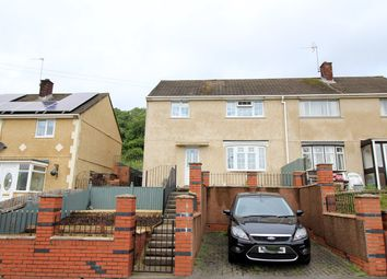 Thumbnail 3 bed semi-detached house for sale in Hendre Farm Drive, Newport
