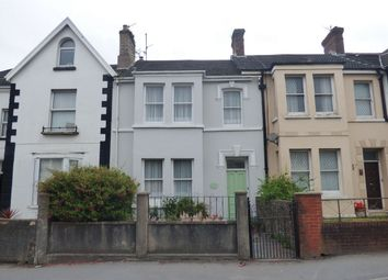 Thumbnail 4 bed terraced house for sale in 73 New Road, Llanelli, Carmarthenshire