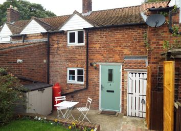 Thumbnail 2 bed cottage to rent in Grange Lane, Covenham St. Bartholomew, Louth