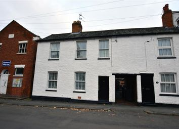 Thumbnail 3 bed cottage for sale in Dovecote Street, Hathern, Loughborough