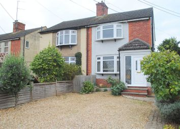 Thumbnail 3 bed semi-detached house for sale in London Road, Little Irchester, Wellingborough