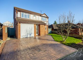 4 bed detached house for sale in Arun Dale, Mansfield Woodhouse, Mansfield NG19
