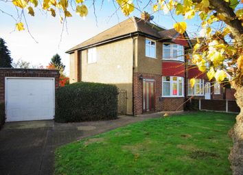 Thumbnail 3 bed semi-detached house for sale in Oaks Road, Stanwell