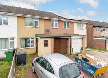 Thumbnail 3 bed terraced house for sale in Riverdale Road, Shrewsbury