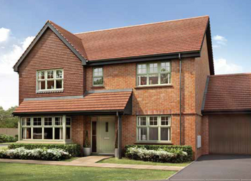 "Thumbnail 4 bed property for sale in ""The Laurel"" at Tangier Lane, Bishops Waltham, Southampton"